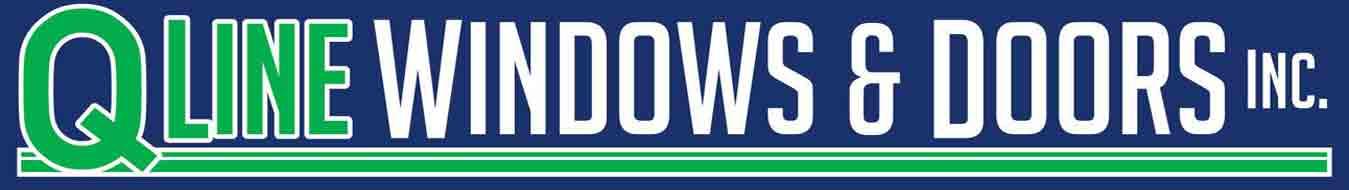 QLine Windows and Doors Logo